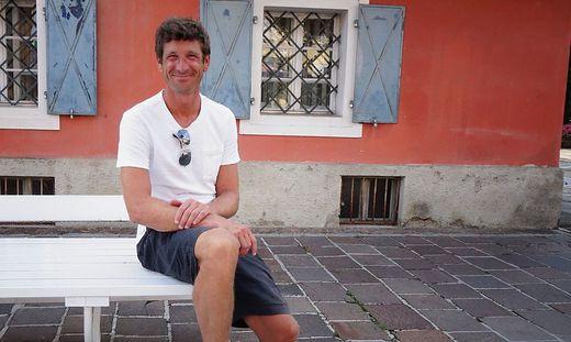 "Andreas Kiendls Erstlingsroman ""Leibnitz"" ist am 11. September erschienen"