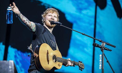 Ed Sheeran Konzert Klagenfurt Juni 2019