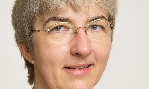 Ursula Doleschal leitet das Schreibcenter