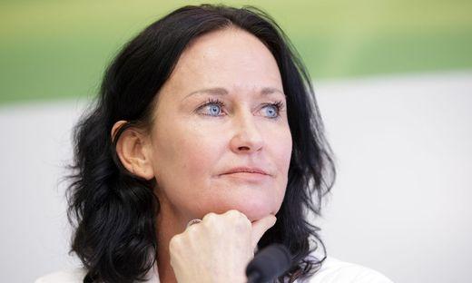 Eva Glawischnig klagte Facebook.