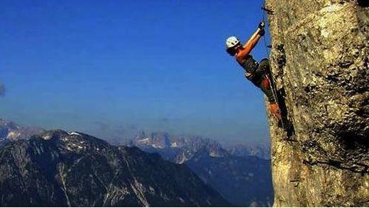 Klettersteig Loser : Loser klettersteig sissi