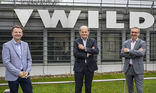50 Jahre Firma Wild Voelkermarkt November 2020