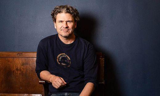 Der US-Autor Dave Eggers