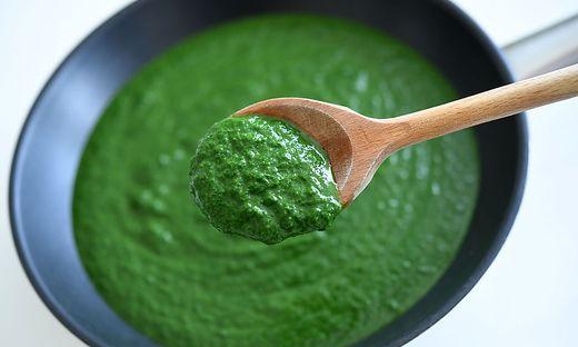 Gute Frage: Darf ich Spinat aufwärmen?