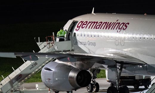 GERMANY-AVIATION-LABOUR-STRIKE-GERMANWINGS