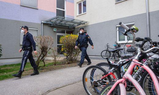 Mord Graz Vater tötet Frau