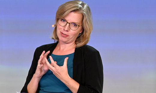 Umweltministerin Leonore Gewessler (Grüne)