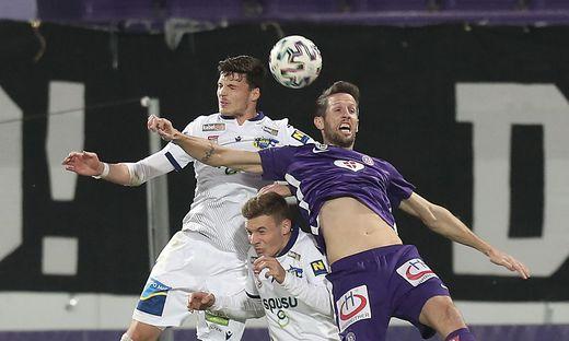 SOCCER - BL, A.Wien vs St.Poelten