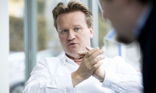Georg Knill ist Österreichs neuer Industrie-Präsident