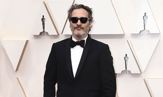 Joaquin Phoenix präsentiert River-Phoenix-Award