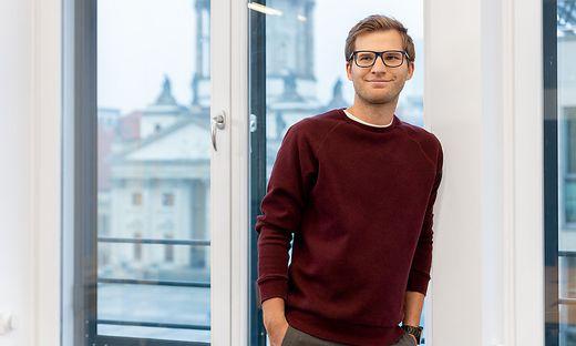 Nils-Hendrik Höcker ist bei der Börsen-App Bux für Deutschland und Österreich zuständig