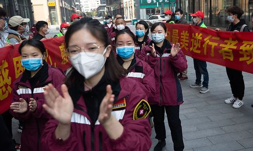Corona: Keine Neu-Infektionen in China