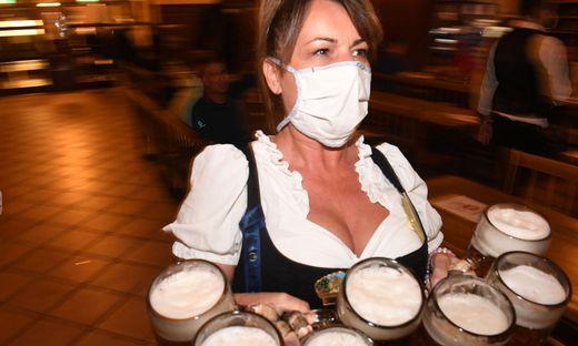 Coronavirus - Absage Oktoberfest