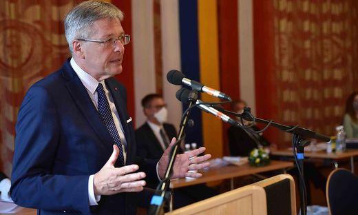 Landeshauptmann Peter Kaiser sieht sich nach dem Gipfelgespräch mit Bundesregierung bestätigt