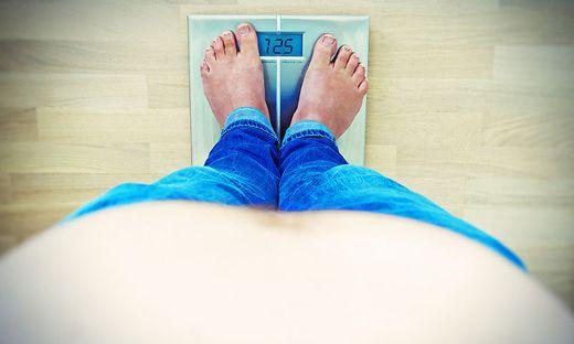 70 Prozent der Fettleberpatienten leiden an Übergewicht.