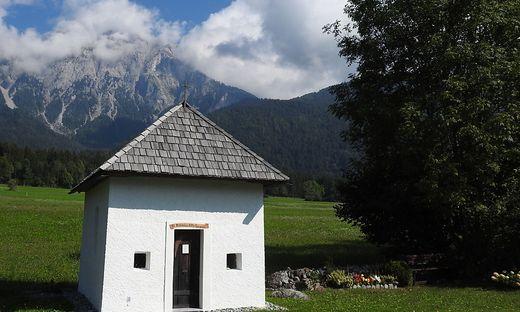 Das Trojstöckl im Gailtal ist ein Symbol für die grenzübergreifende Namen im Gail- und Kanaltal