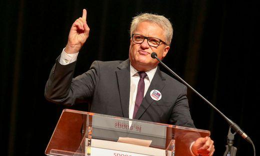 Der Linzer Bürgermeister Klaus Luger (SPÖ) regiert in einer rot-blauen Koalition.