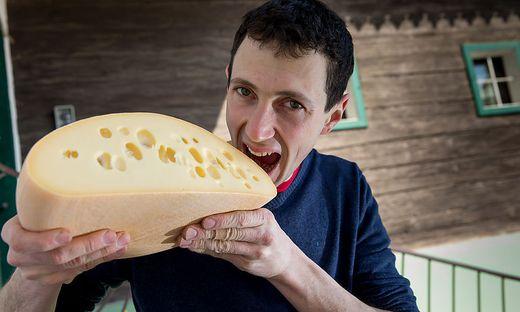 Käse Produzent Vinzenz Stern