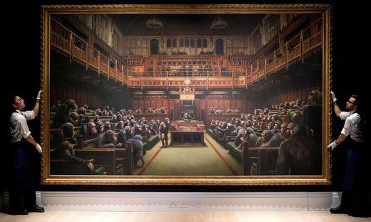 BRITAIN-ART-FRIEZE-AUCTION