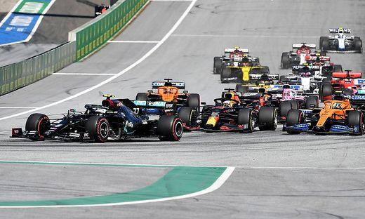 Die Formel 1 bescherte dem ORF Topquoten