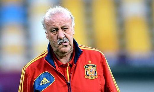 Spanien Teamchef Vicente Del Bosque Geht In Pension Kleinezeitung At