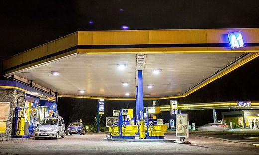 A1-Tankstellen wegen Preisabsprache abgestraft