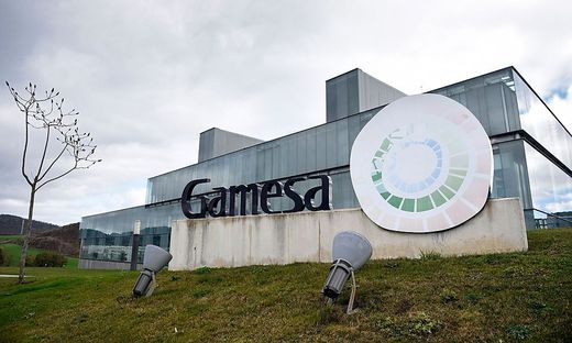 FILES-SPAIN-GERMANY-LAYOFFS-ENERGY-SIEMENS GAMESA