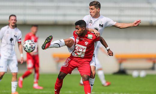 GAK vs. FC Dornbirn