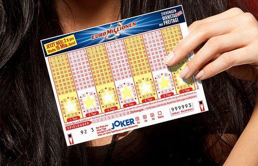 Lotto Von Euromillionen