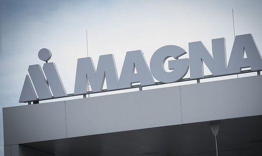 Magna strukturiert die Produktion um
