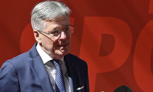 """Der Kärntner SPÖ-Chef Peter Kaiser: """"Die Partei muss weg von der Beschäftigung mit sich selbst"""""""