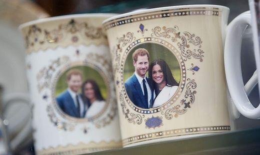 Hochzeit von Harry und Meghan: Prinz William wird Trauzeuge