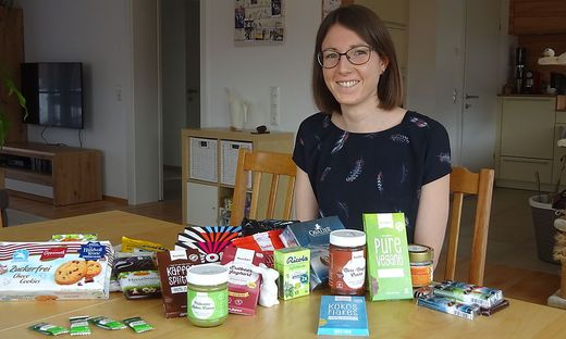 Eva-Maria Ablasser hat einen Onlineshop mit zuckerfreien Genussmitteln gegründet