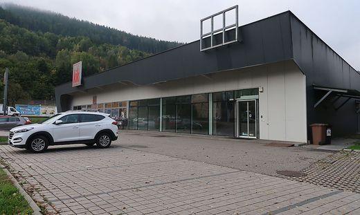 Die Filiale in Bruck-Oberaich wurde bereits geräumt
