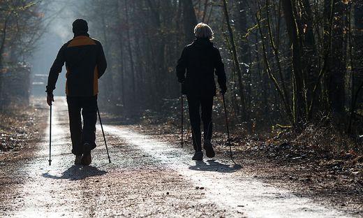 10.000 Schritte pro Tag schützen nicht vor Gewichtszunahme