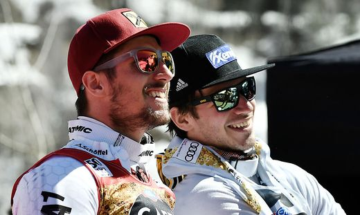 Marcel Hirscher, Felix Neureuther