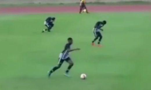 Blitz, Fußball, Jamaika