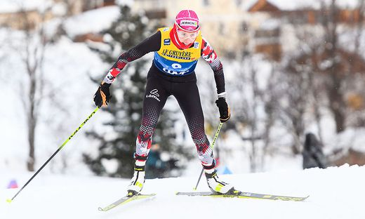 Teresa Stadlober wurde nur 56.