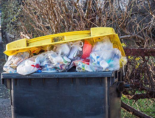 Mülltrennmoral geht zurück