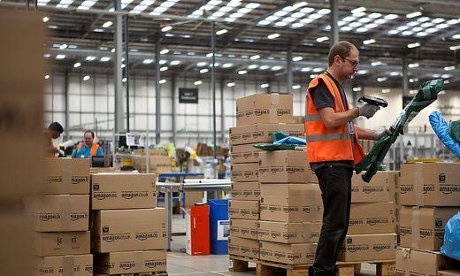 Verstärkte Konkurrenz im Paket-Sektor: Amazon forciert Aufbau eigener Zustelldienste