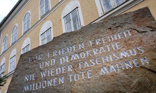 Das Hitler-Geburtshaus in Braunau