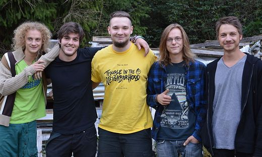 Bandmitglieder Trouble in the Neighborhood