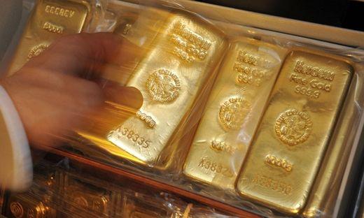 Geiselnehmer erbeuten größere Mengen Gold in der Schweiz