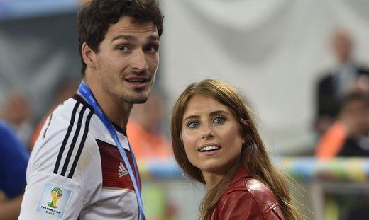 Verlobung Im Urlaub Mats Hummels Wird Heiraten Kleinezeitung At