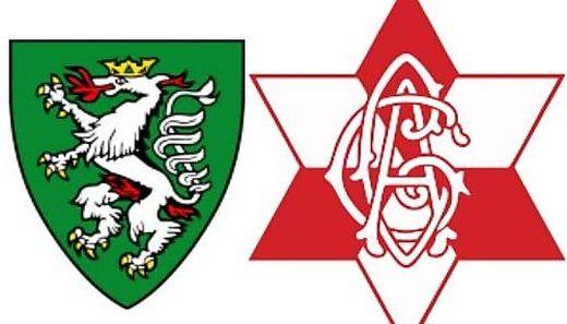 Zwei Wappen - künftig vereint