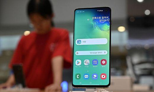 Samsung behält die Spitzenposition bei den Smartphone-Verkäufen