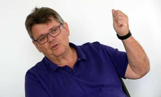 Gewerkschafts-Boss Wolfgang Katzian