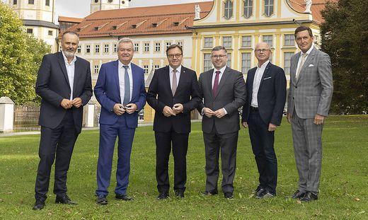Treffen der Landesfinanzreferenten in Tirol