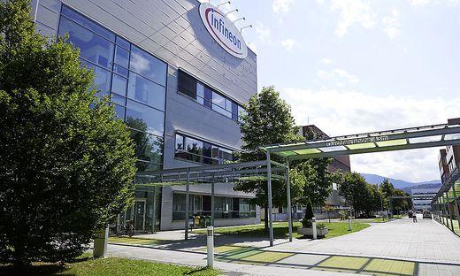 Der Infineon-Standort Villach