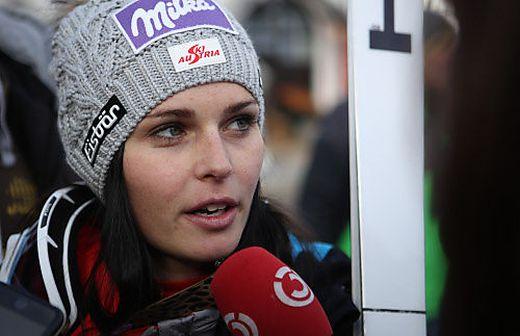 Anna Veith hat gute Erinnerungen an die Rennen in Kleinkirchheim, heute fährt sie den Super-G